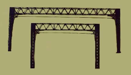 Assembled Catenary Bridges